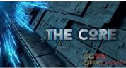 AE模板-三维科技感Logo动画 The Core – Cinematic Sci-Fi Logo Reveal