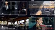 AE模板-企业产品介绍公司项目合作商务片头 Corporate Slideshow