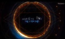 AE模板-神秘科技感文字标题片头动画 Geometry Titles Trailer