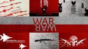 AE模板-战争文字标题创意MG片头 War Titles Sequence