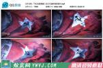T16.高清震撼工农红军旗帜高清视频素材视频素材