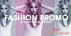 AE模板-动感时尚视频片头宣传片 Fashion Promo – Dynamic Opener
