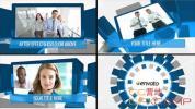 AE模板-简单三维商务视频片头 Simple Clean Presentation