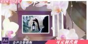H49会声会影X8桃花婚礼写真婚礼电子相册