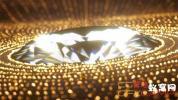 AE模板-奢华钻石粒子地面Logo动画开场 Grand Luxury Company Opene