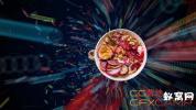 AE模板-食物包装介绍片头 Dynamic 4K Food Menu