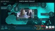 AE模板-科技感HUD地球地图信息展示动画 Earth Info Toolkit
