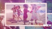 AE模板-旅游相册回忆照片视频展示 Travel Memories