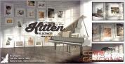 AE模板-相框相册照片展示 Kitten Loft