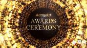 AE模板-环形梦幻粒子背景颁奖典礼晚会包装片头 Awards