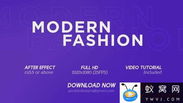 Modern Fashion 24090797