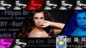 AE模板-时尚栏目包装视频片头 Fashion Week