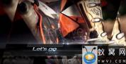 AE模板-摩托体育视频片头包装 Motor Sport 2