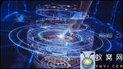 AE模板-手指按钮点击科技感冲击Logo动画 High Tech Logo V06 Button Press