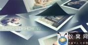 AE模板-剥落幻灯片相册片头 Peeling Slideshow