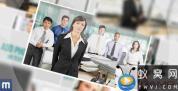 AE模板-企业公司项目活动总结图片展示 Business Show – Clean Presentation