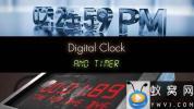 AE模板-时间计时数字数值动画预设 Time Presets v1.5
