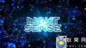 AE模板-光效描边文字宣传片头 Light Sense – Cinematic Trailer