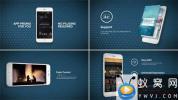 AE模板-iPhone手机APP展示动画 App Promo