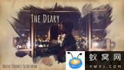 PR模板-浪漫回忆笔刷遮罩照片相册片头 The Diary – Brush Strokes