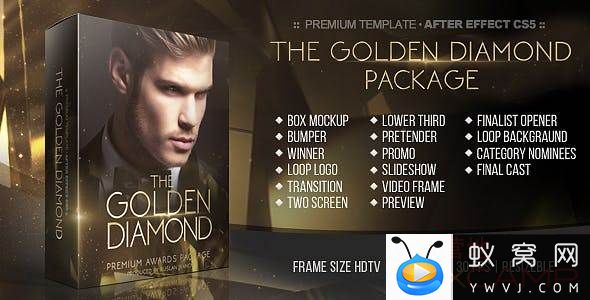 The Golden Diamond Awards Package 20317127