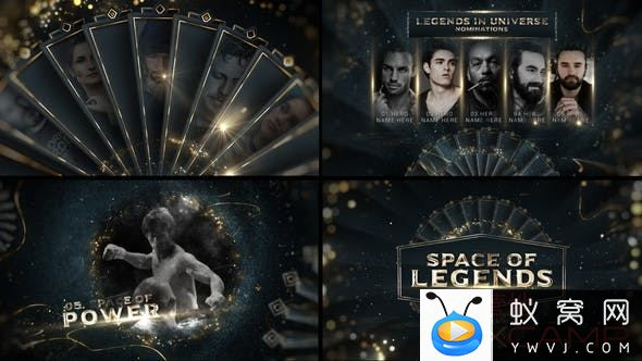 Space of Legends Awards Show 26022734
