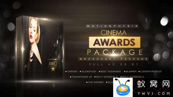 Cinema Awards Package 14365603