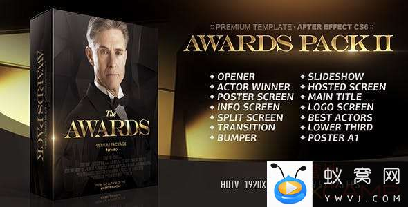 The Awards Pack II 21028791